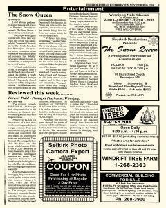 Beausejour Brokenhead River Review, November 30, 1994, Page 9
