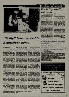 Beausejour Brokenhead River Review, December 07, 1994, Page 5