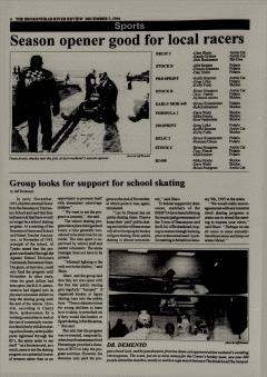 Beausejour Brokenhead River Review, December 07, 1994, Page 6