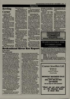 Beausejour Brokenhead River Review, December 07, 1994, Page 7