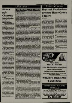 Beausejour Brokenhead River Review, December 07, 1994, Page 9