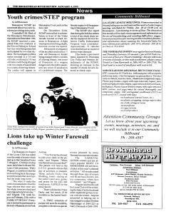 Beausejour Brokenhead River Review, January 04, 1995, Page 2