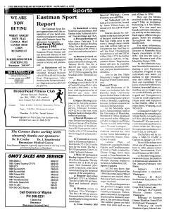 Beausejour Brokenhead River Review, January 04, 1995, Page 6