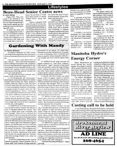 Beausejour Brokenhead River Review, January 04, 1995, Page 8