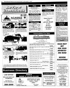 Beausejour Brokenhead River Review, January 04, 1995, Page 10