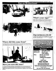 Beausejour Brokenhead River Review, January 04, 1995, Page 3