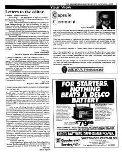 Beausejour Brokenhead River Review, January 04, 1995, Page 5