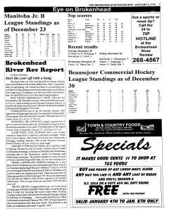 Beausejour Brokenhead River Review, January 04, 1995, Page 7