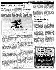 Beausejour Brokenhead River Review, January 04, 1995, Page 9