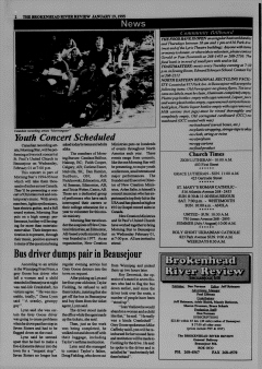 Beausejour Brokenhead River Review, January 19, 1995, Page 2