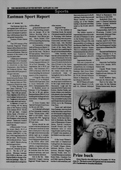 Beausejour Brokenhead River Review, January 19, 1995, Page 10