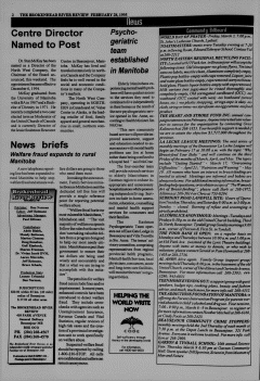 Beausejour Brokenhead River Review, February 28, 1995, Page 2