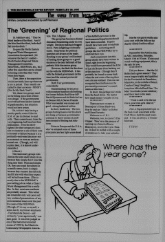 Beausejour Brokenhead River Review, February 28, 1995, Page 4