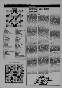 Beausejour Brokenhead River Review, February 28, 1995, Page 12