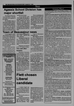 Beausejour Brokenhead River Review, March 07, 1995, Page 2