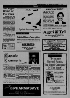 Beausejour Brokenhead River Review, March 07, 1995, Page 3