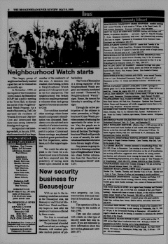 Beausejour Brokenhead River Review, May 09, 1995, Page 2
