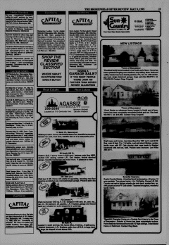 Beausejour Brokenhead River Review, May 09, 1995, Page 19