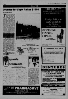 Beausejour Brokenhead River Review, June 11, 1996, Page 8