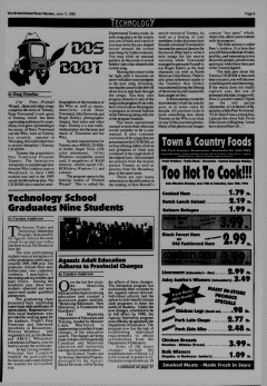 Beausejour Brokenhead River Review, June 11, 1996, Page 9