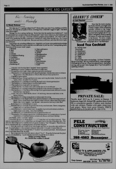 Beausejour Brokenhead River Review, June 11, 1996, Page 12