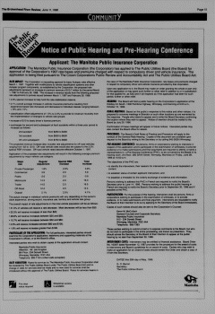 Beausejour Brokenhead River Review, June 11, 1996, Page 15