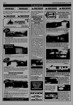 Beausejour Brokenhead River Review, June 11, 1996, Page 18