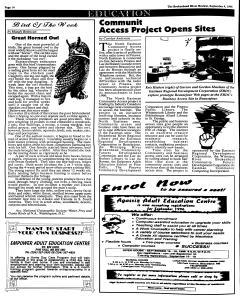 Beausejour Brokenhead River Review, September 04, 1996, Page 14
