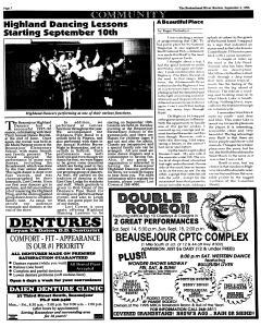 Beausejour Brokenhead River Review, September 04, 1996, Page 7