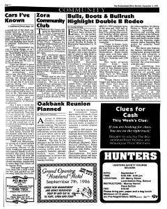 Beausejour Brokenhead River Review, September 04, 1996, Page 11