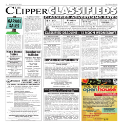 Beausejour Clipper Weekly
