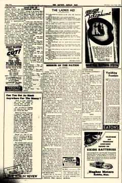 Roblin Review and Togo News, June 22, 1939, Page 3