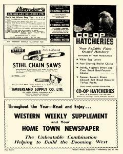 Roblin Review and Western Weekly, January 30, 1963, Page 12