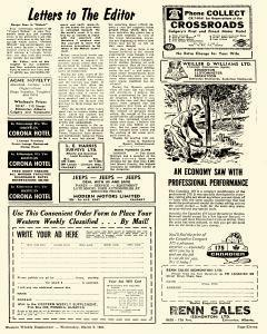 Roblin Review and Western Weekly, March 06, 1963, Page 11