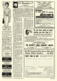 Roblin Review And Western Weekly, March 20, 1963, Page 11