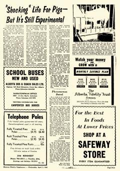 Roblin Review and Western Weekly, April 03, 1963, Page 9