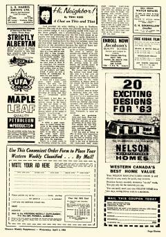Roblin Review and Western Weekly, April 03, 1963, Page 11