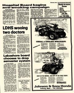 Interlake Spectator, March 04, 1987, Page 9