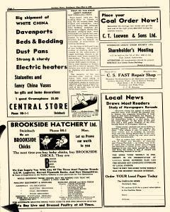 Steinbach Carillon News, May 03, 1946, Page 4