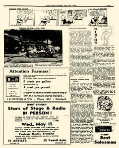 Steinbach Carillon News, May 03, 1946, Page 5