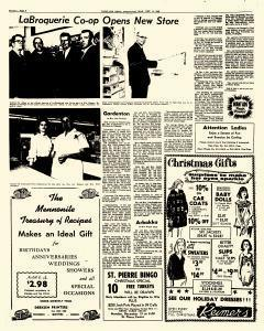 Steinbach Carillon News, December 15, 1966, Page 7