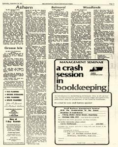 Stonewall Argus And Teulon Times, September 28, 1977, Page 32