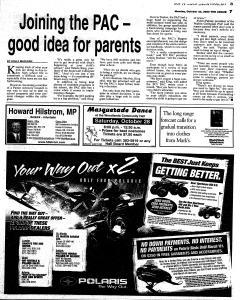 Stonewall Argus, October 23, 2000, Page 7