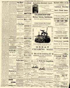 Winnipeg Free Press, July 21, 1881, Page 2
