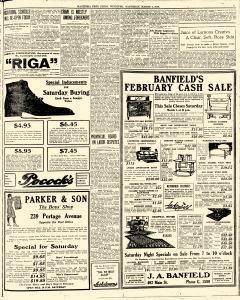 Winnipeg Free Press, March 01, 1919, Page 3