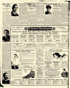 Winnipeg Free Press, March 01, 1919, Page 10