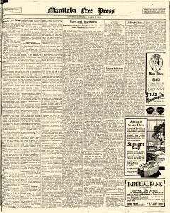 Winnipeg Free Press, March 01, 1919, Page 11