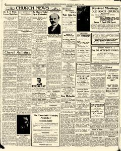 Winnipeg Free Press, March 01, 1919, Page 20