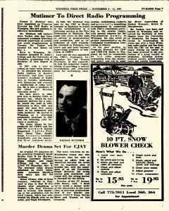 Winnipeg Free Press, November 04, 1967, Page 132