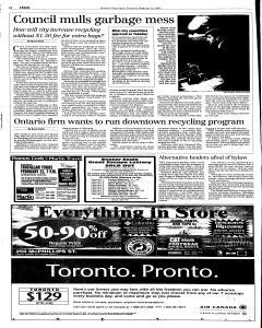 Winnipeg Free Press, February 15, 2001, Page 5